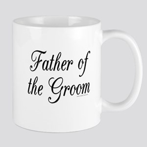 """Father of the Groom"" Large Mugs"