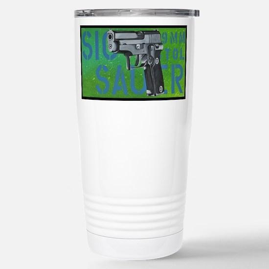 Cute Issue Travel Mug