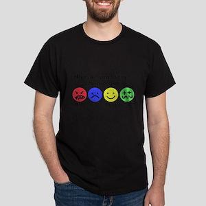 Mad,Sad,Glad & Scare T-Shirt