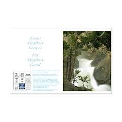 Feng Shui Waterfall for Money #5