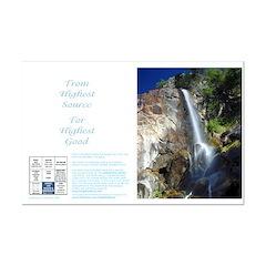 Feng Shui Waterfall for Money #3