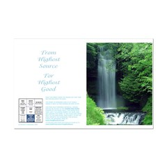 Feng Shui Waterfall For Money #1 Posters
