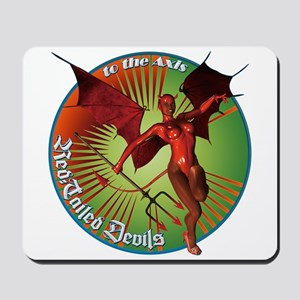 Red Tailed Devils Mousepad