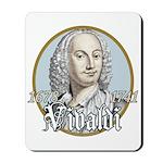 Antonio Vivaldi Mousepad