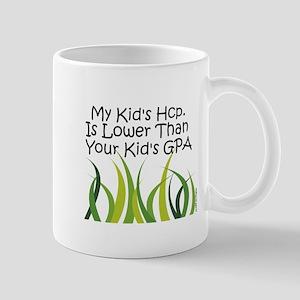 Fun Golf Hcp. Mug