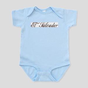 Vintage El Salvador Infant Creeper