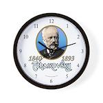 Tchaikovsky Wall Clock