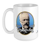 Tchaikovsky Large Mug