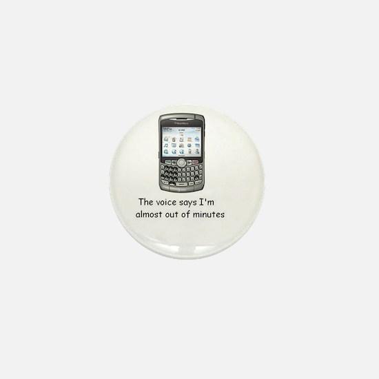 Cute Phone cas Mini Button