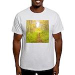 Aspen Trail Deer Ash Grey T-Shirt