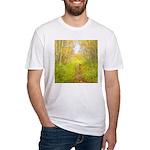 Aspen Trail Deer Fitted T-Shirt