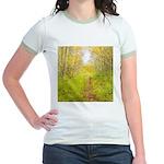 Aspen Trail Deer Jr. Ringer T-Shirt