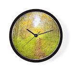 Aspen Trail Deer Wall Clock