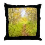 Aspen Trail Deer Throw Pillow