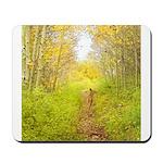 Aspen Trail Deer Mousepad