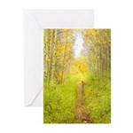 Aspen Trail Deer Greeting Cards (Pk of 10)