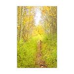 Aspen Trail Deer Mini Poster Print
