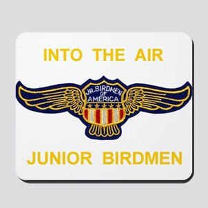 Junior Birdmen Mousepad