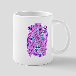 Cancer Awareness and Support Mug