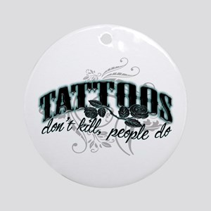 Tattoo Ornament (Round)