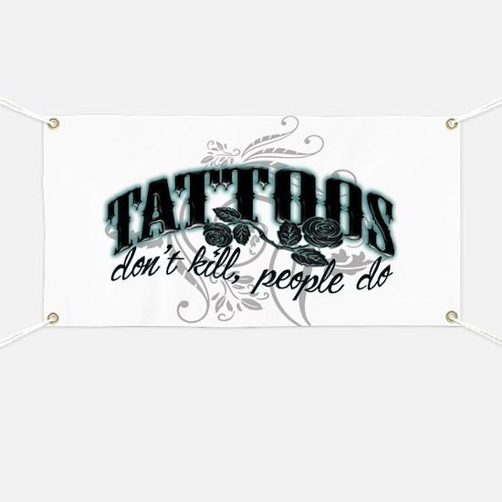 Tattoo Banner