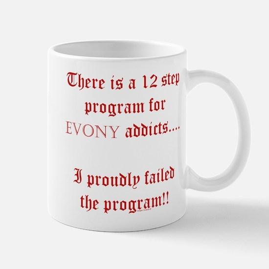 ~12 Step EvonyAddicts~ Mug