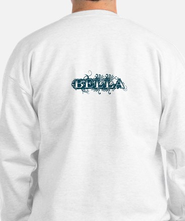 La Push Biker Club (Bella on Sweatshirt