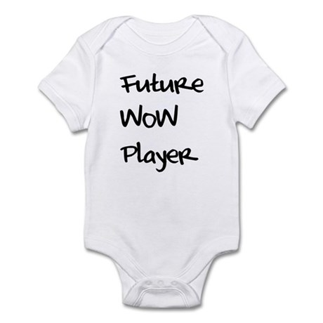 Future WoW Player Infant Bodysuit