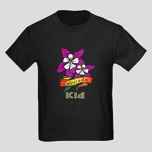 Colorado Kid Kids Dark T-Shirt