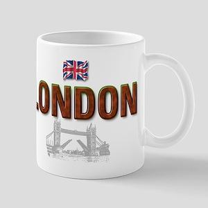 London with Tower Bridge Desi Mug