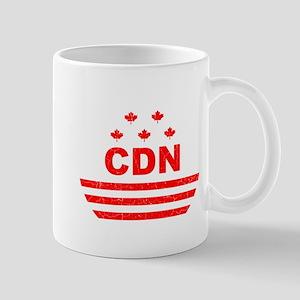 CDN Strange Brew Logo Mug
