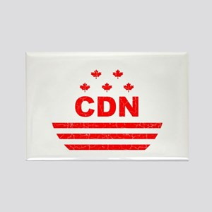 CDN Strange Brew Logo Rectangle Magnet