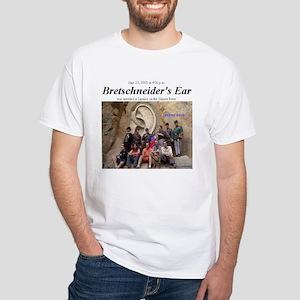 Bretschneider's Ear T-Shirt (white)