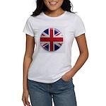 Round Union Jack Women's T-Shirt