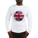 Round Union Jack Long Sleeve T-Shirt