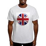 Round Union Jack Light T-Shirt