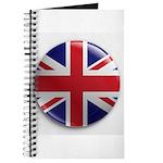 Round Union Jack Journal