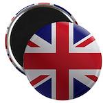 Round Union Jack 2.25