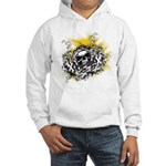 Skull Crossing Hooded Sweatshirt