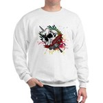 Dagger And Skull Sweatshirt