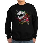 Dagger And Skull Sweatshirt (dark)