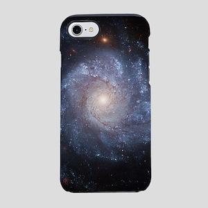 Spiral Galaxy (NGC 1309) iPhone 7 Tough Case