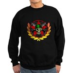 Skulls & Guns Sweatshirt (dark)