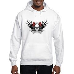 Skull & Dragons Honor Hoodie