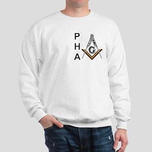 Prince Hall Square and Compass Sweatshirt