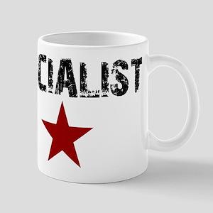 3-socialist Mugs