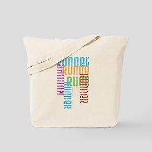 Run Off Variety Tote Bag