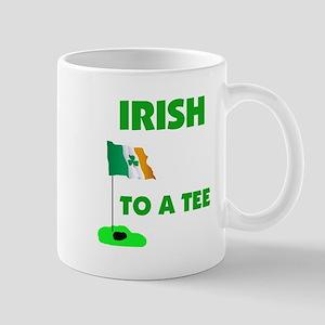 IRISH UP TO PAR Mug