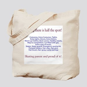 Getting there... Tote Bag