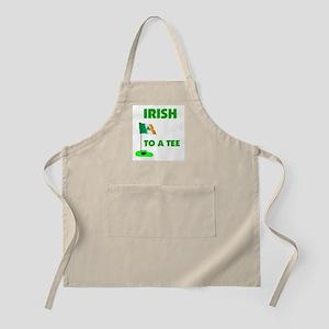 IRISH UP TO PAR BBQ Apron